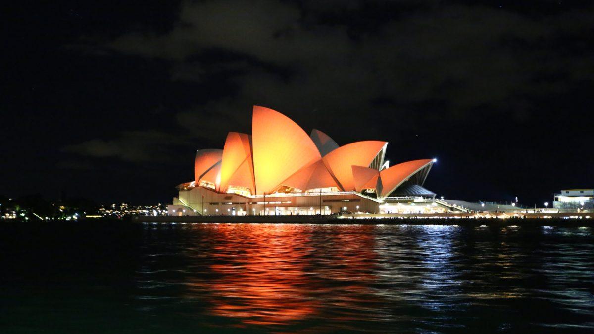 Sydney Opera House 4K Ultra HD Wallpaper [5760×3840]