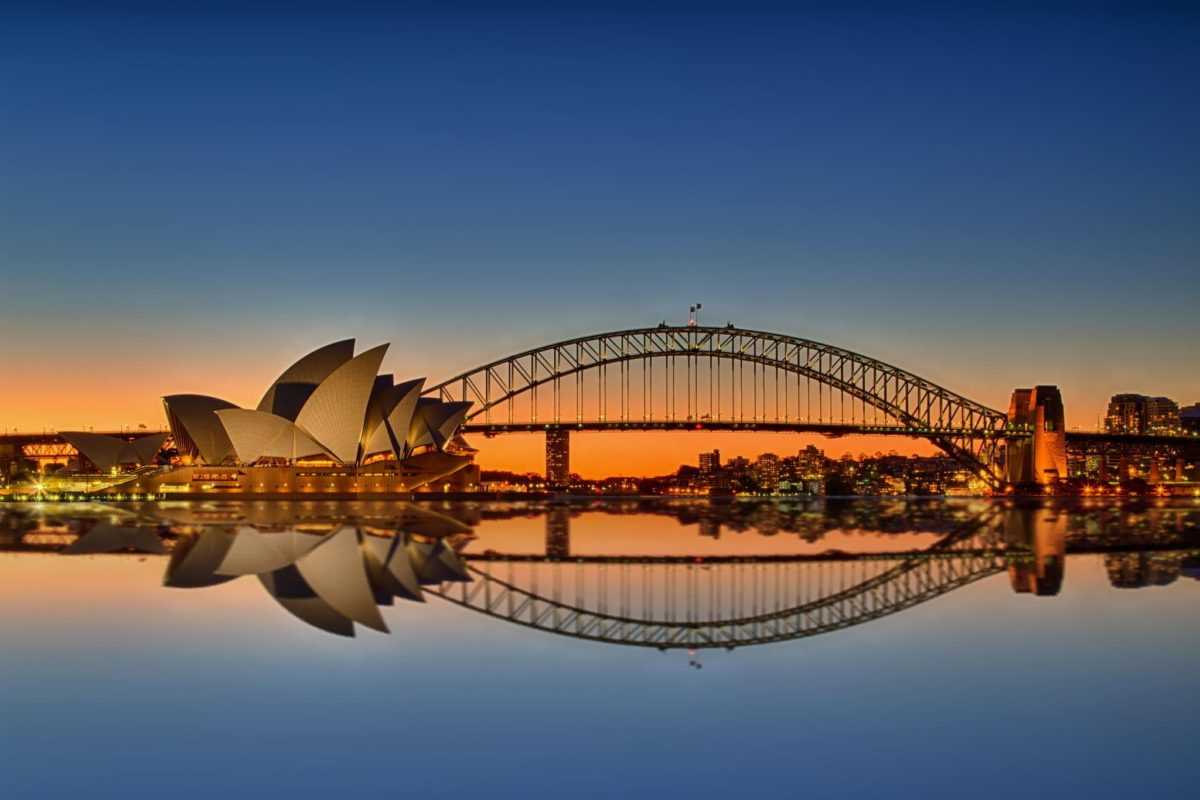 29 HD Sydney Wallpapers: The Roar Of Opera House In The Harbor
