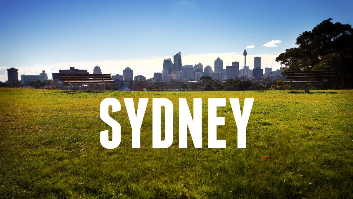 Sydney City Wallpaper From Centennial Park 4K Ultra HD