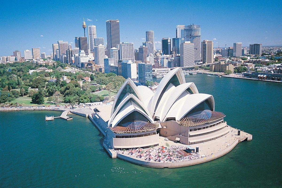 65 Sydney Opera House HD Wallpapers | Background Images – Wallpaper …