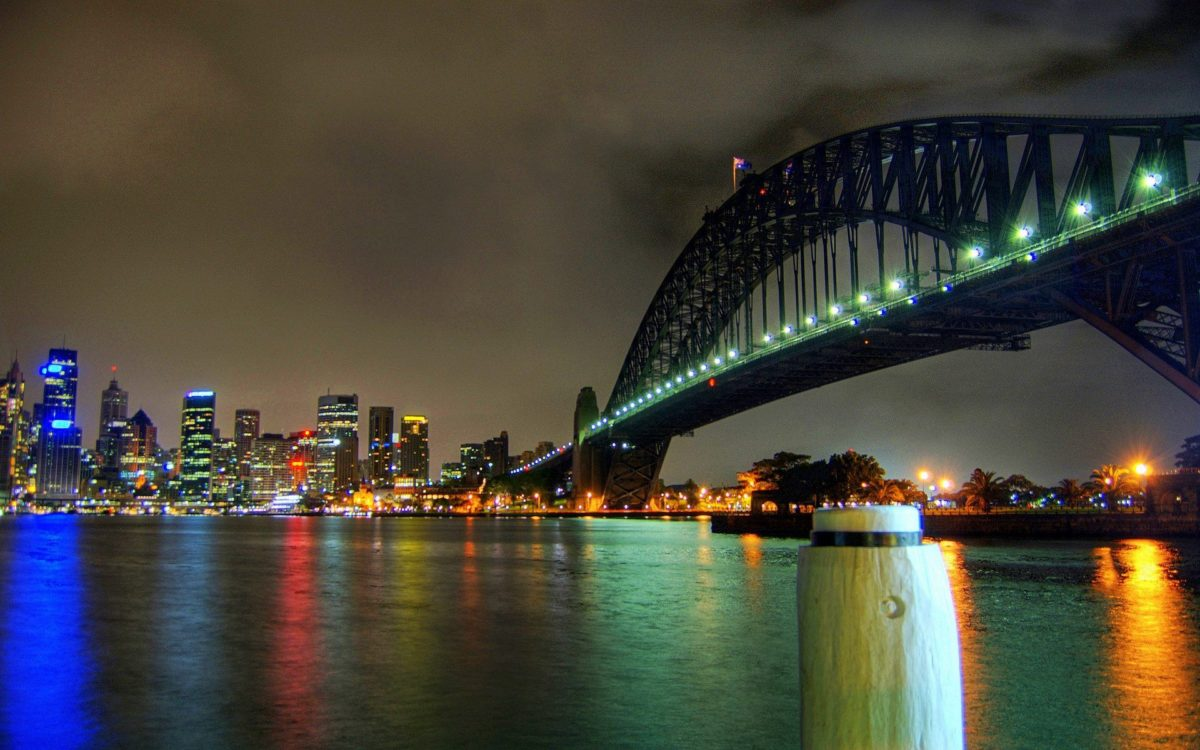 Sydney Harbour Bridge High Quality Wallpaper – HD Wallpapers