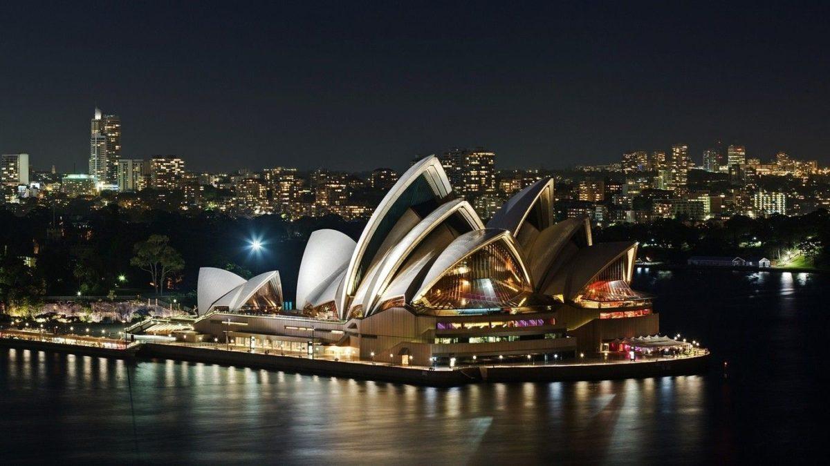 Travel & World Sydney Opera House wallpapers (Desktop, Phone, Tablet …