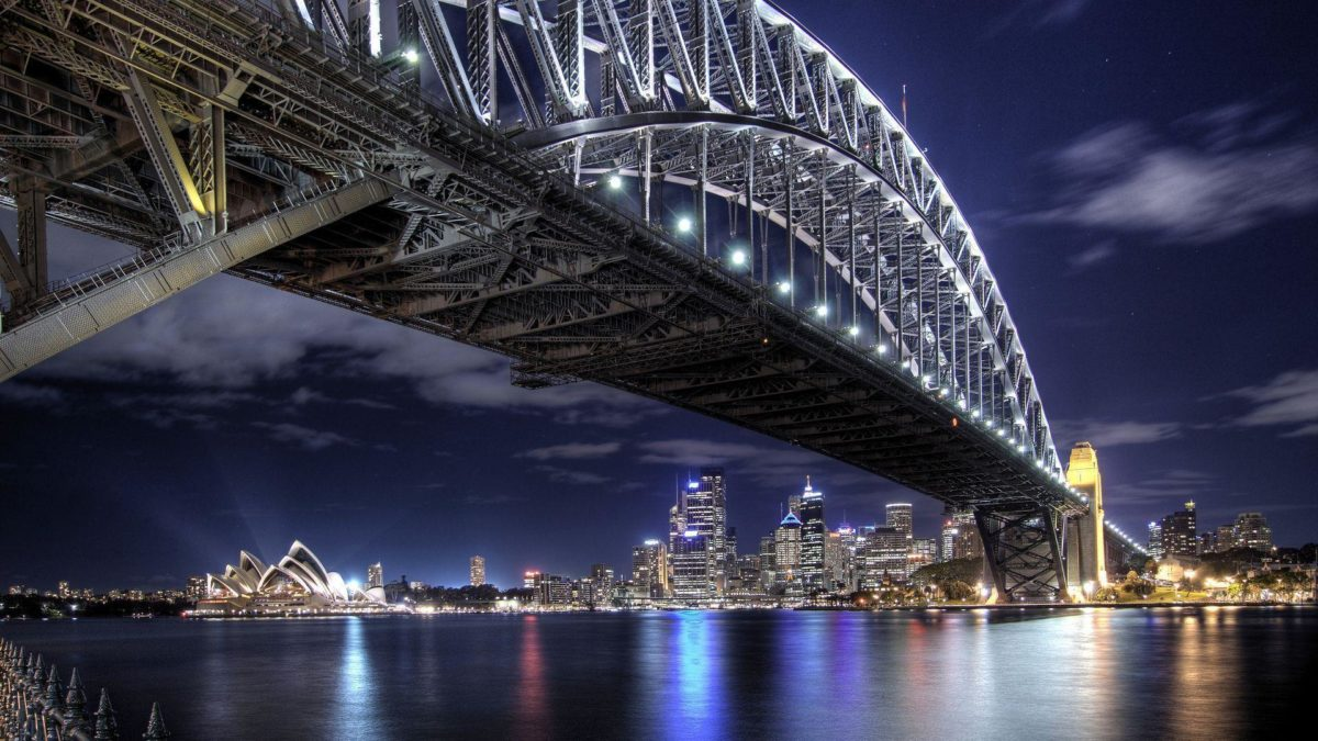 Sydney Harbour Bridge Latest Wallpaper – HD Wallpapers