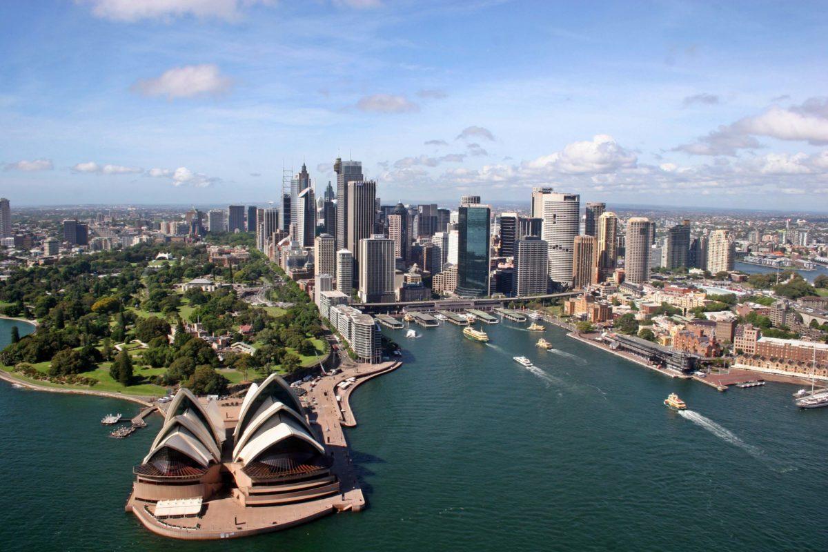 Sydney HD Wallpapers for desktop download