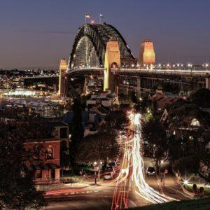 download Bridge in Sydney HD desktop wallpaper : Widescreen : High Definition …