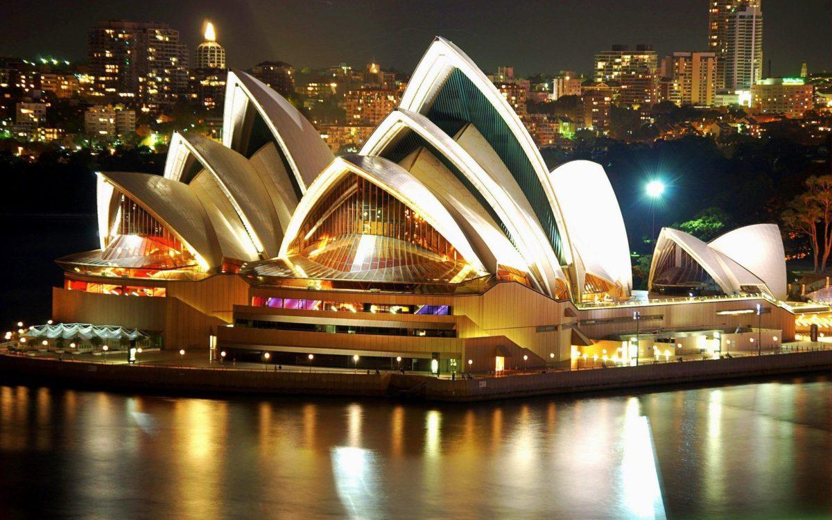 Sydney Opera House Stunning Wallpaper – HD Wallpapers