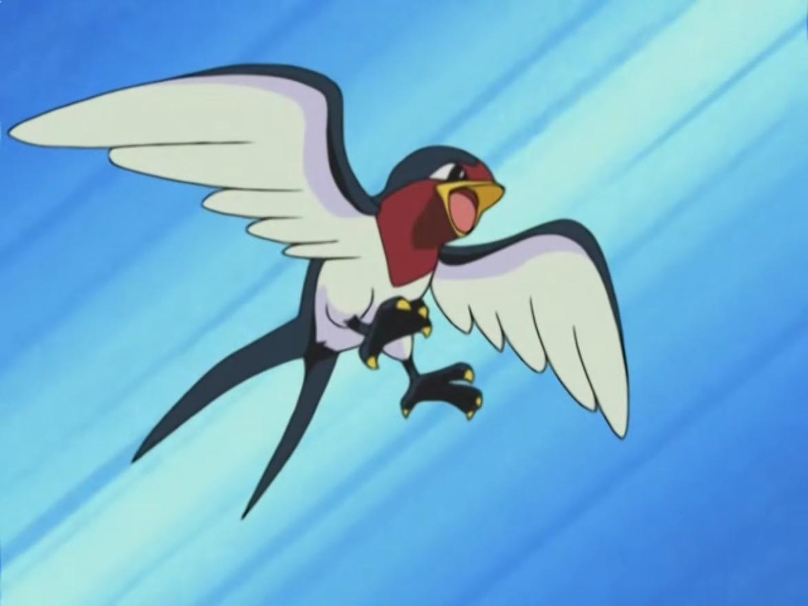 Image – Ash Taillow.png | Pokémon Wiki | FANDOM powered by Wikia