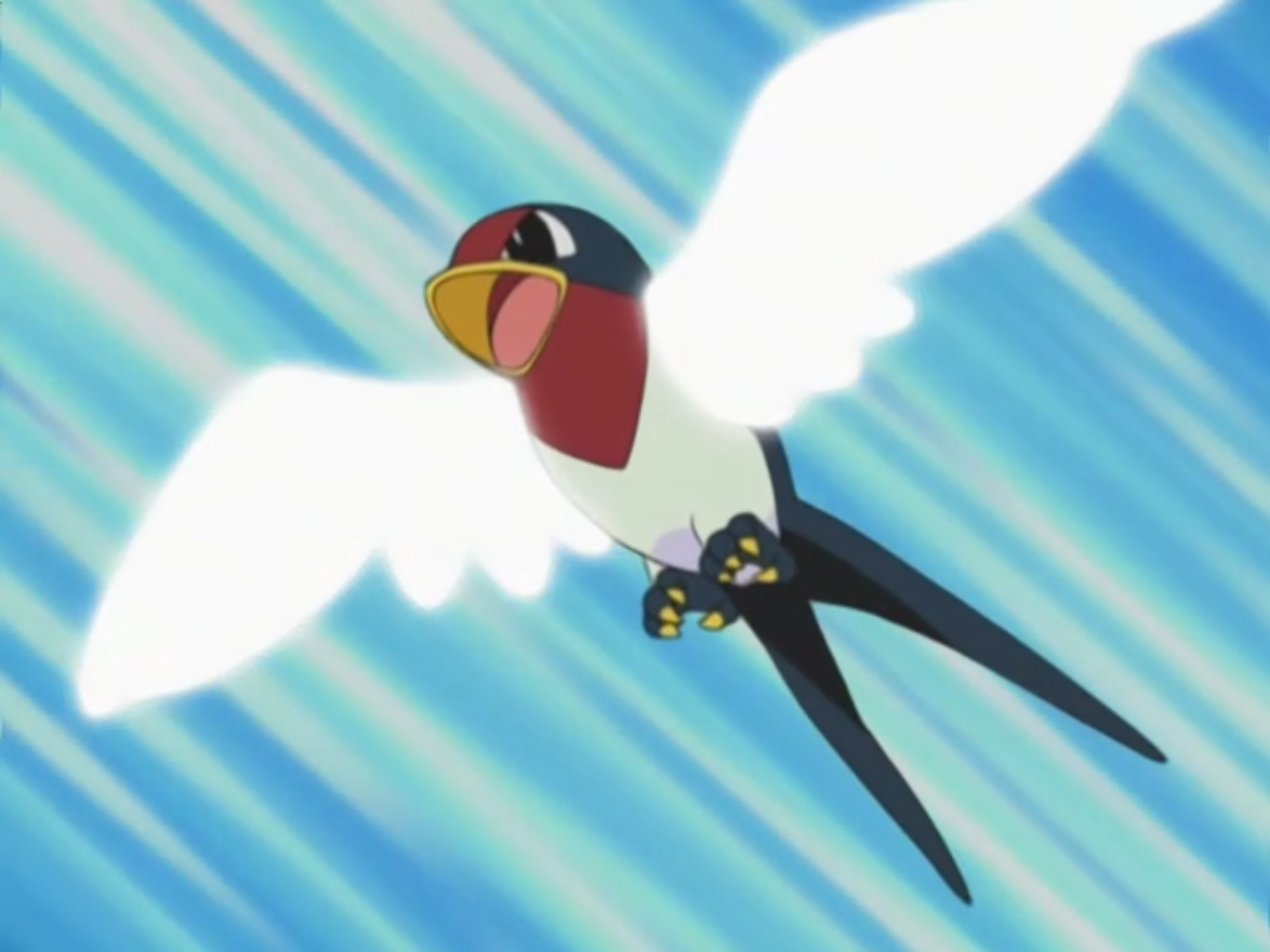 Image – Ash Taillow Wing Attack.png | Pokémon Wiki | FANDOM powered …