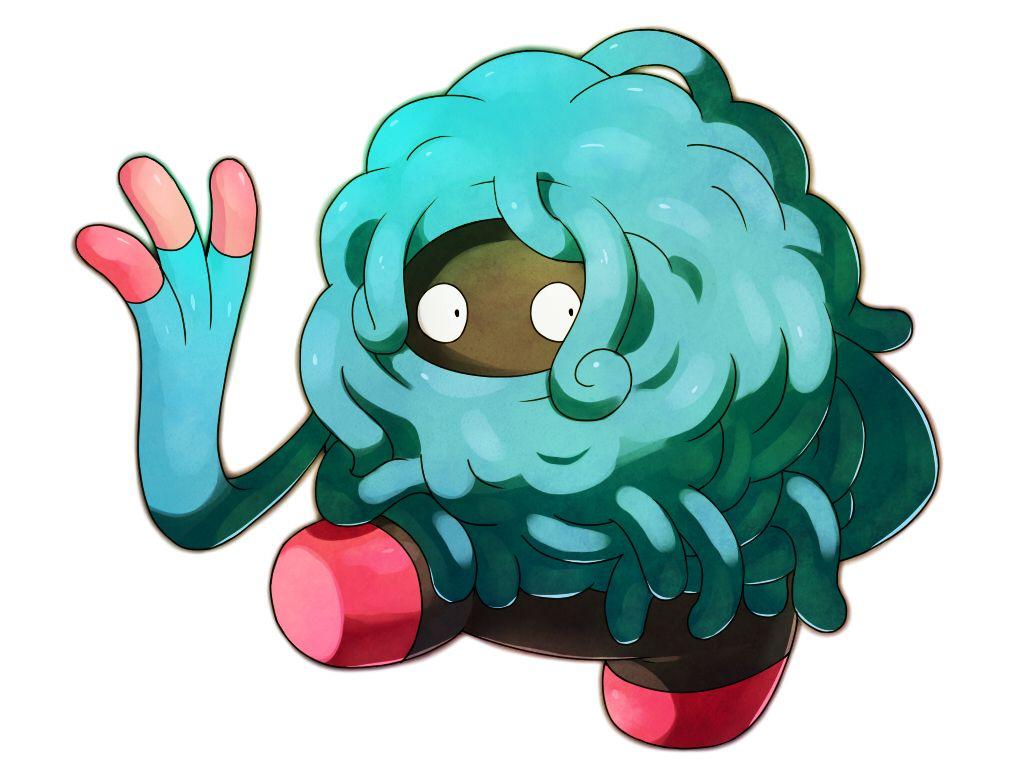 Tangrowth – Pokémon – Wallpaper #1283253 – Zerochan Anime Image Board
