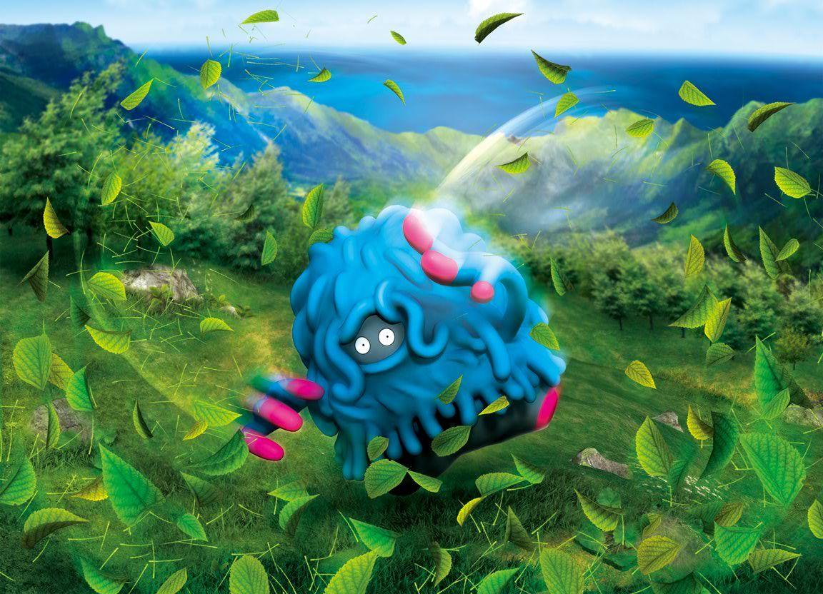Image – Tangrowth Call of Legends.jpg | Pokémon Wiki | FANDOM …