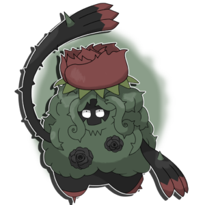 download Tangrowth Alola Form by Mirror00 on DeviantArt