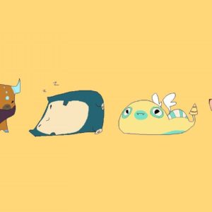 download ScreenHeaven: Clefairy Pokemon Snorlax Tauros simple background …