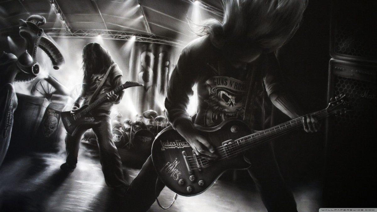 Metal Rock Band ❤ 4K HD Desktop Wallpaper for 4K Ultra HD TV …