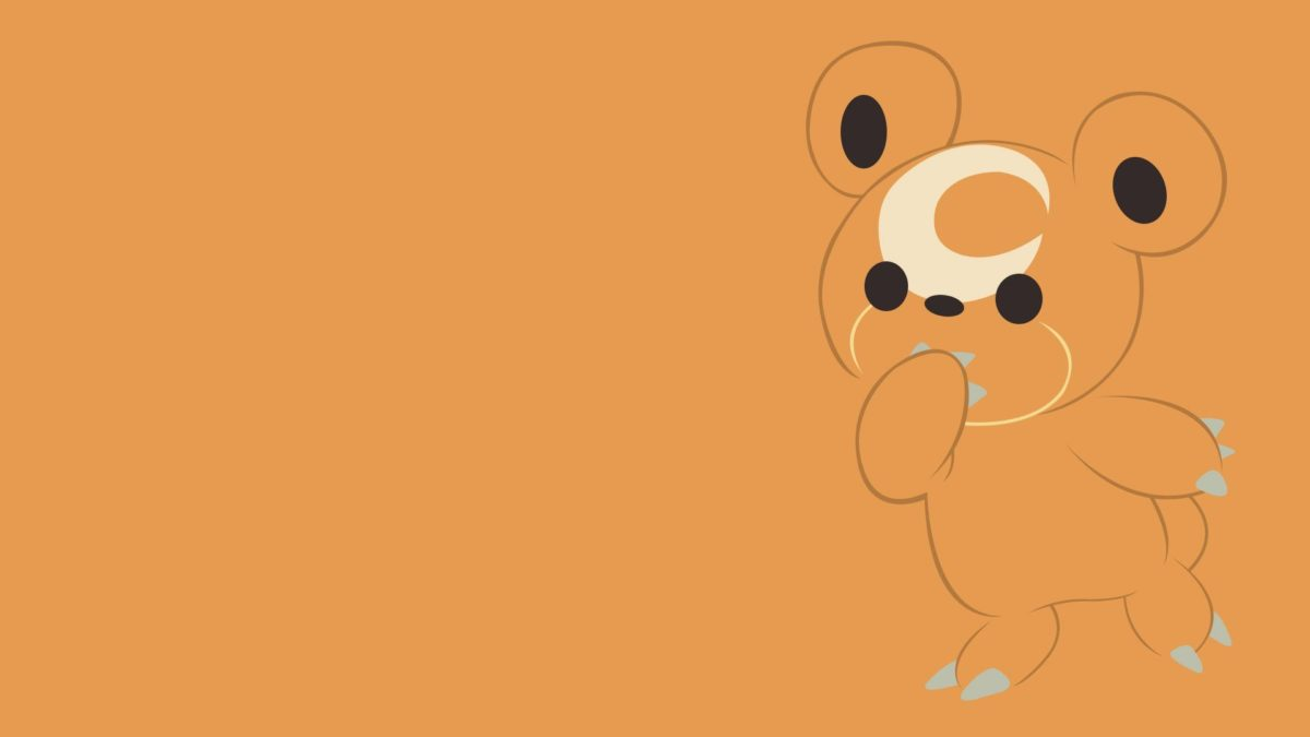 Teddiursa Full HD Wallpaper and Background Image | 1920×1080 | ID:561870