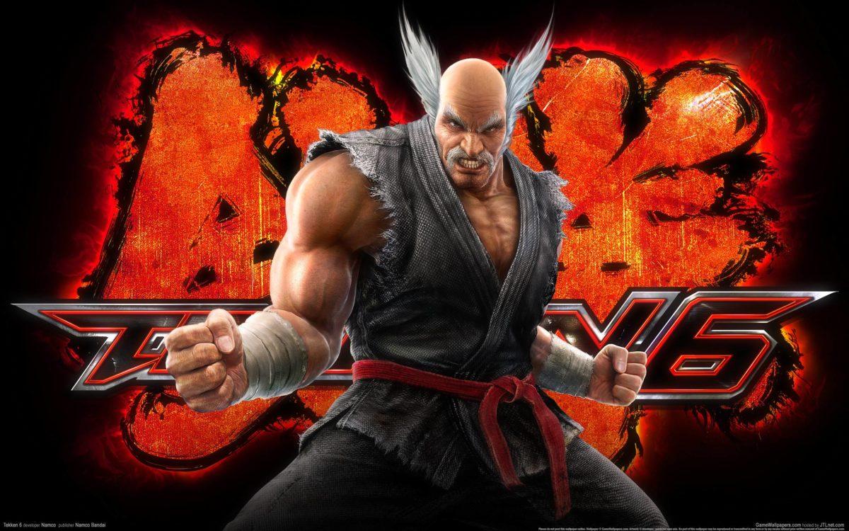 Tekken 6 Wallpapers – Full HD wallpaper search