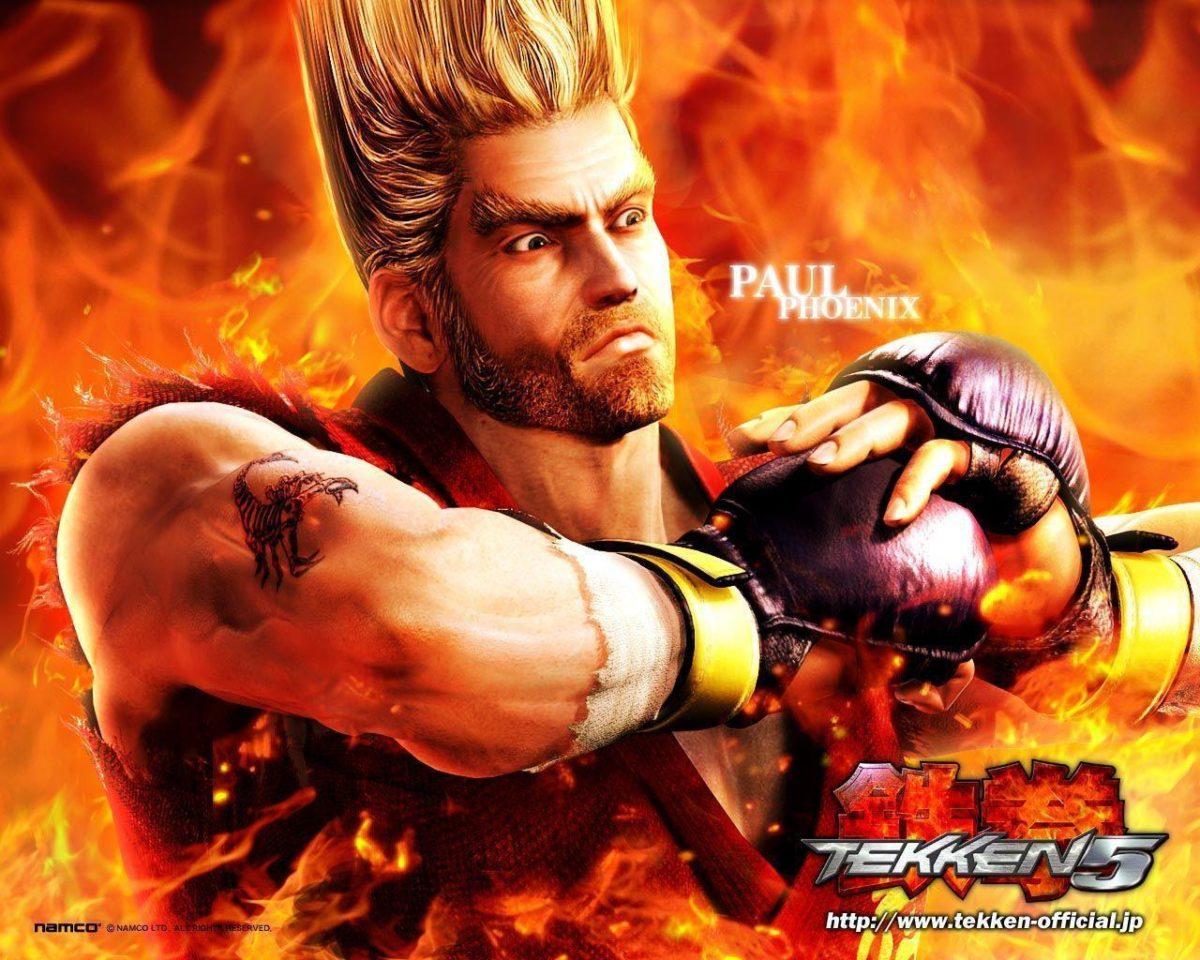 HD Wallpapers of Tekken 5 | Stuff Kit