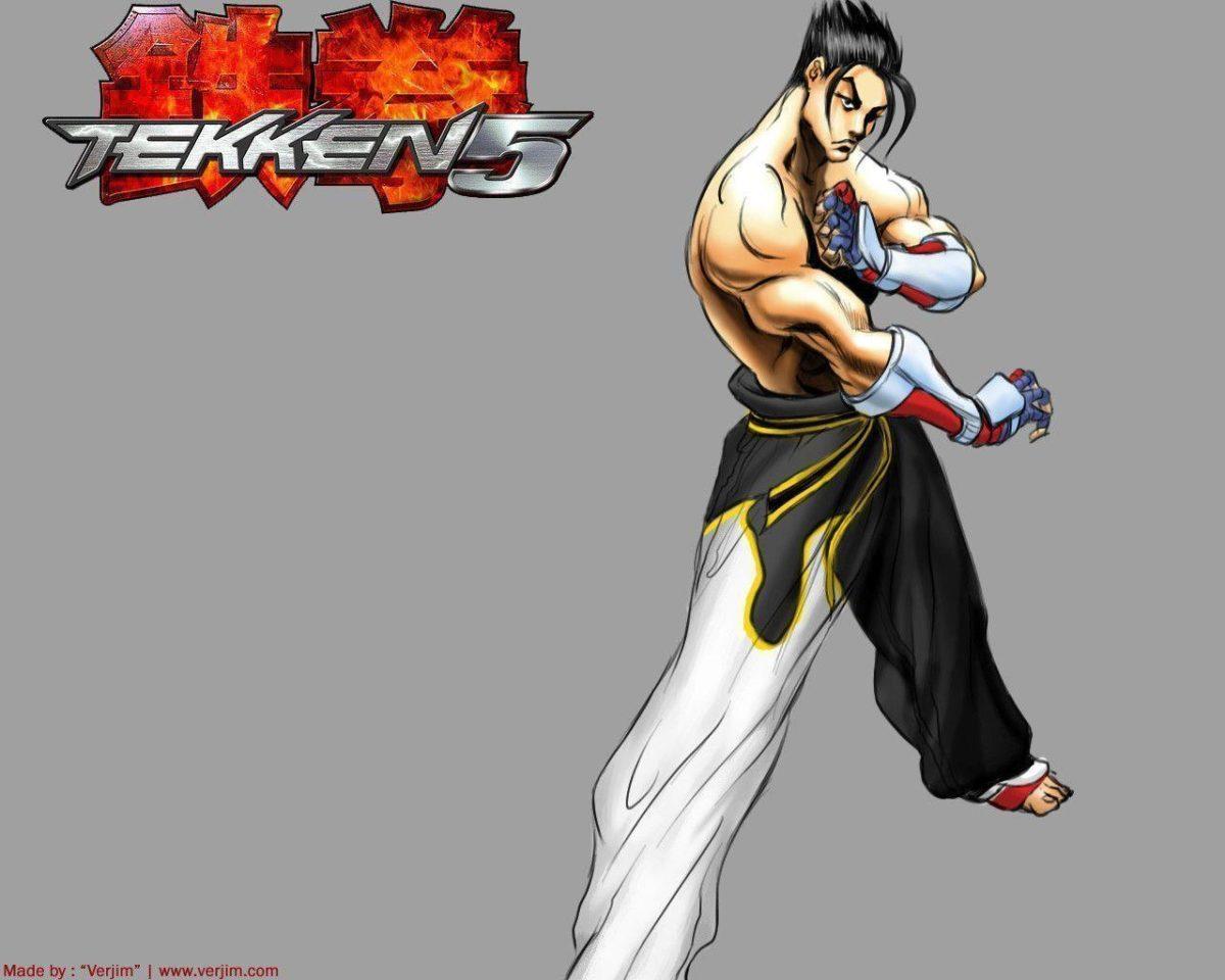 Tekken 5 Wallpapers (Wallpaper 1-24 of 46)