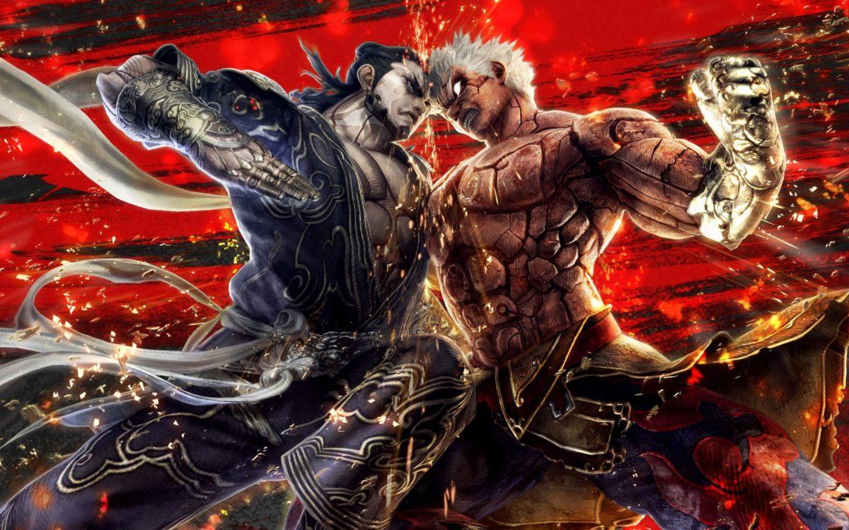 Tekken Robots Wallpapers Myspace Backgrounds Free Download Games …