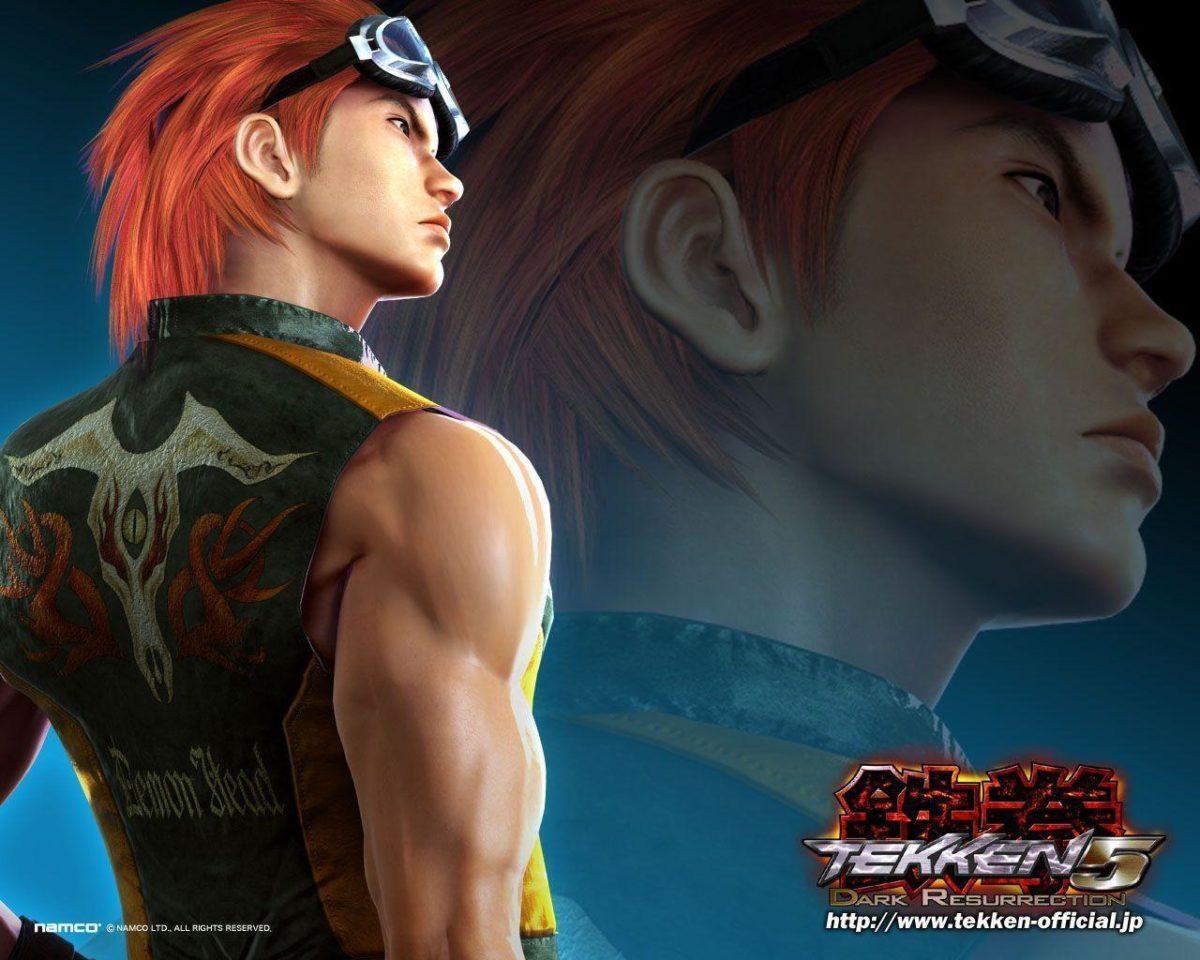 Tekken 5: Dark Resurrection – Wallpaper Gallery