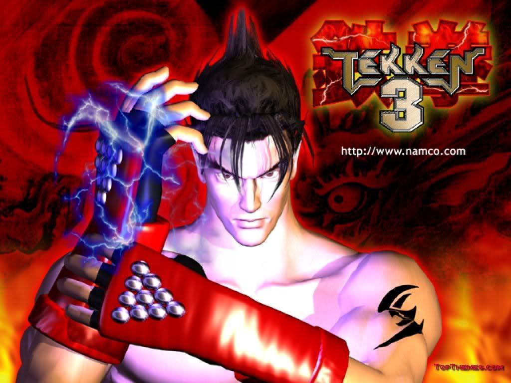 Tekken 3 Wallpaper