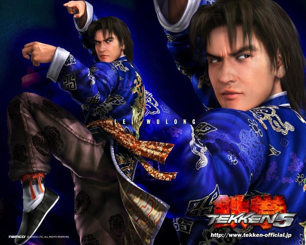 Wallpapers For > Tekken Wallpaper Hd All Characters