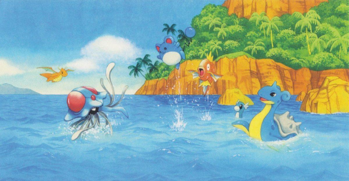 10 Tentacruel (Pokémon) HD Wallpapers | Background Images …