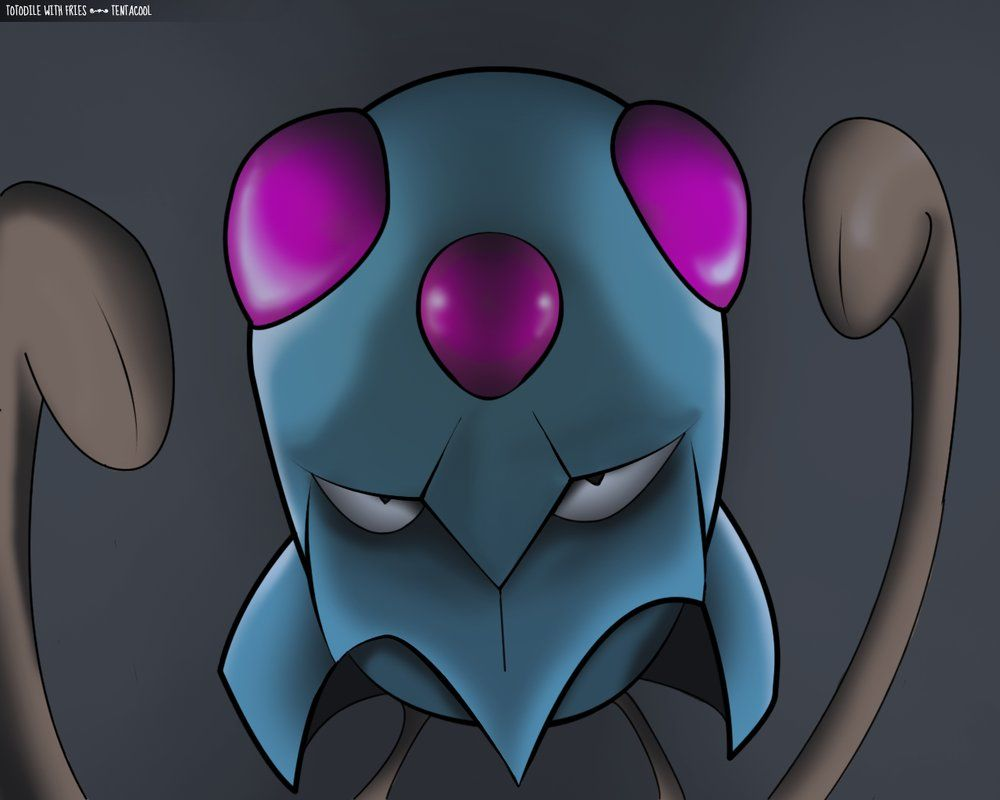Tentacool by Totodile-with-Fries on DeviantArt