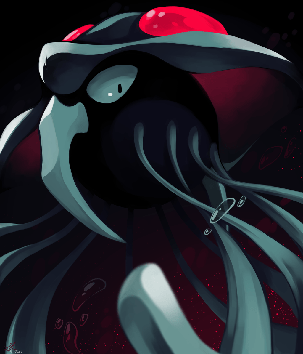 tentacruel (pokemon, pokemon (game), and pokemon rgby) drawn by …