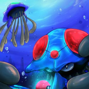 download Tentacruel: Pearls of the Ocean by TkptVN on DeviantArt