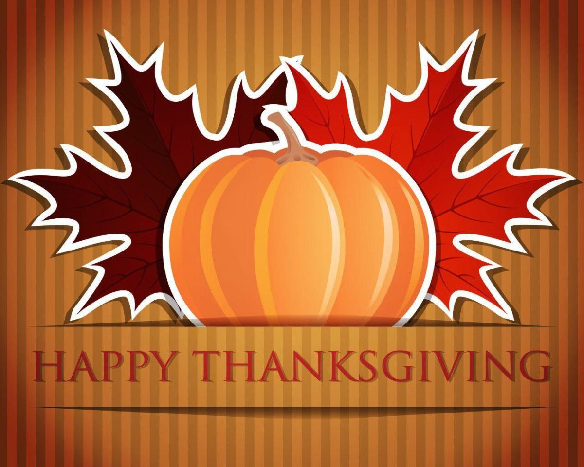 Latest Thanksgiving Wallpapers 2013