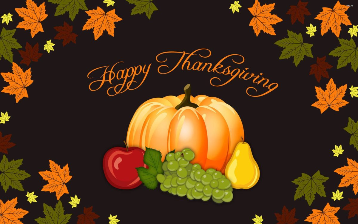Wallpapers For > Happy Thanksgiving Wallpaper Hd