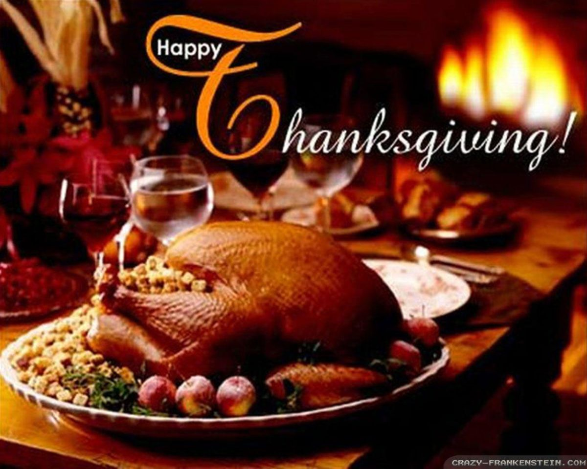 Wallpapers For > Happy Thanksgiving Backgrounds