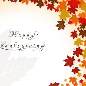 download Holiday Happy Thanksgiving Wallpaper Red Background Thanksgiving …