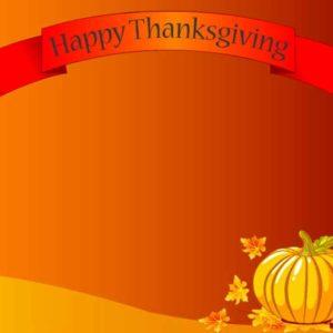 download Cute Thanksgiving Wallpaper