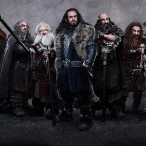 download The Hobbit dwarves Wallpaper #