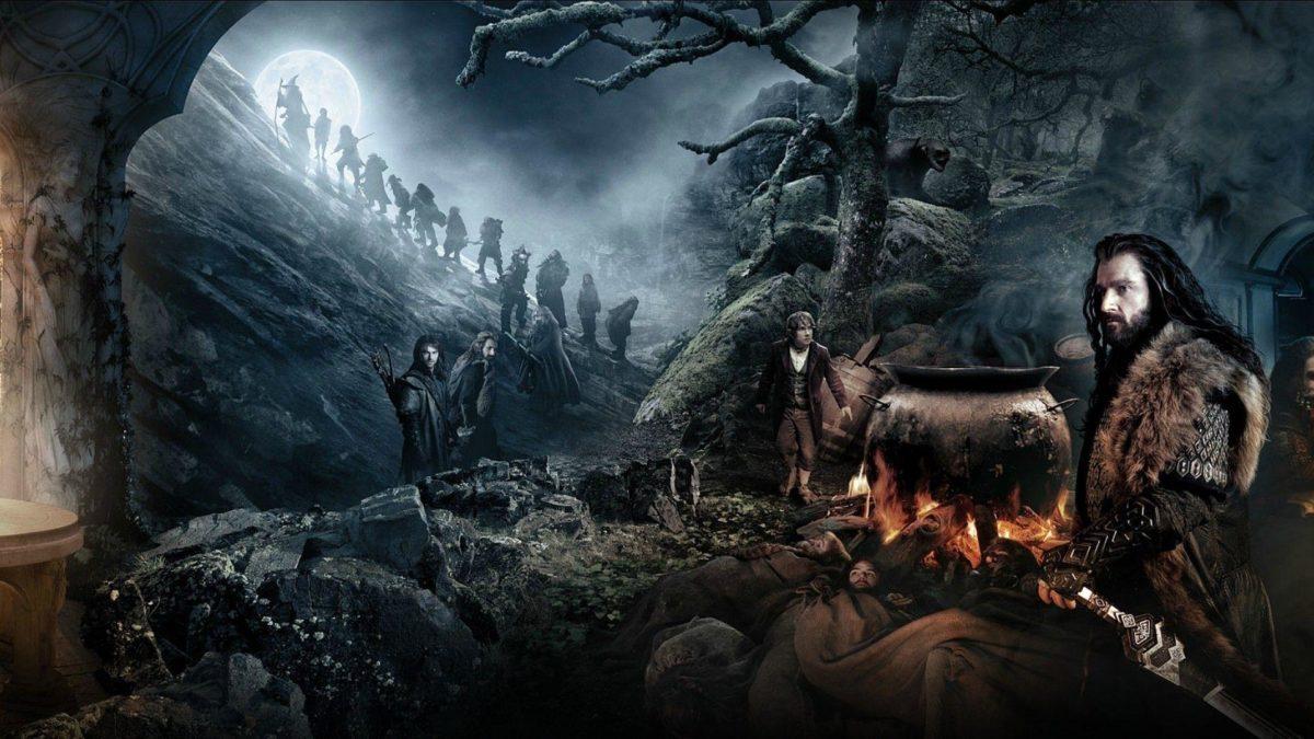 The Hobbit – An Unexpected Journey Wallpaper #