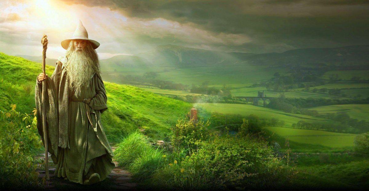 The hobbit wallpaper – Wallpaper hobbit 2 – Hobbit landscape …