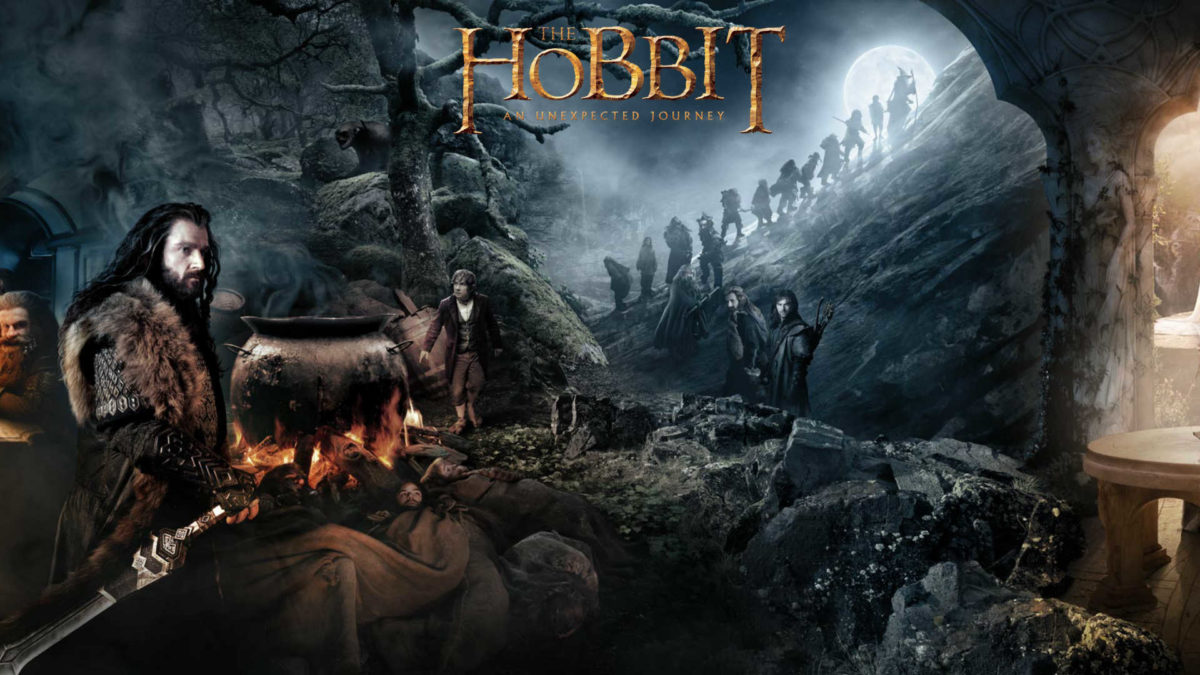 Wallpapers The hobbit – Taringa!