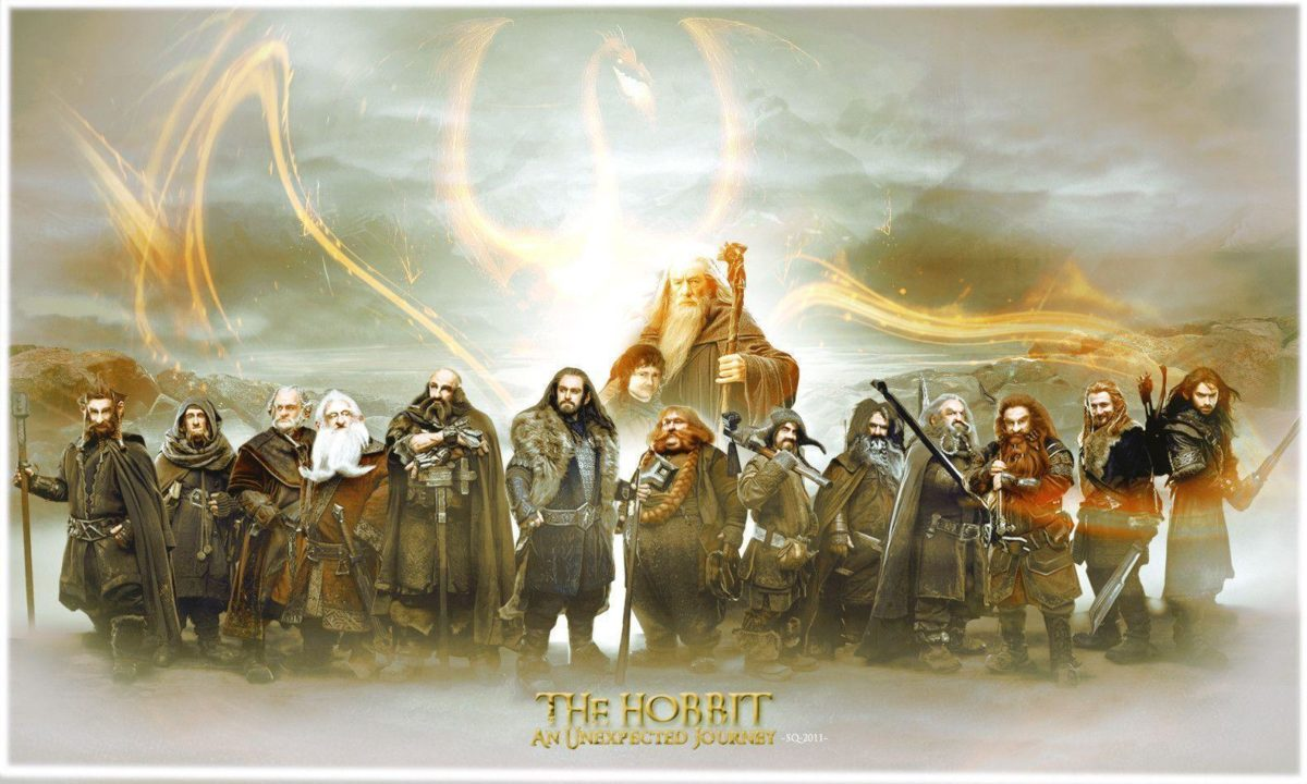 2012 The Hobbit An Unexpected Journey – Movie Wallpapers
