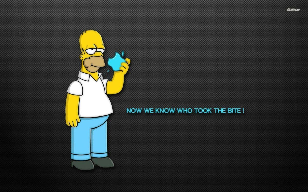 Homer Simpson – The Simpsons wallpaper – Cartoon wallpapers – #