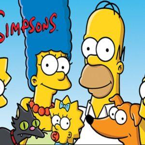 download The Simpsons Family Introduction Desktop Wallpaper HD | Cartoons …