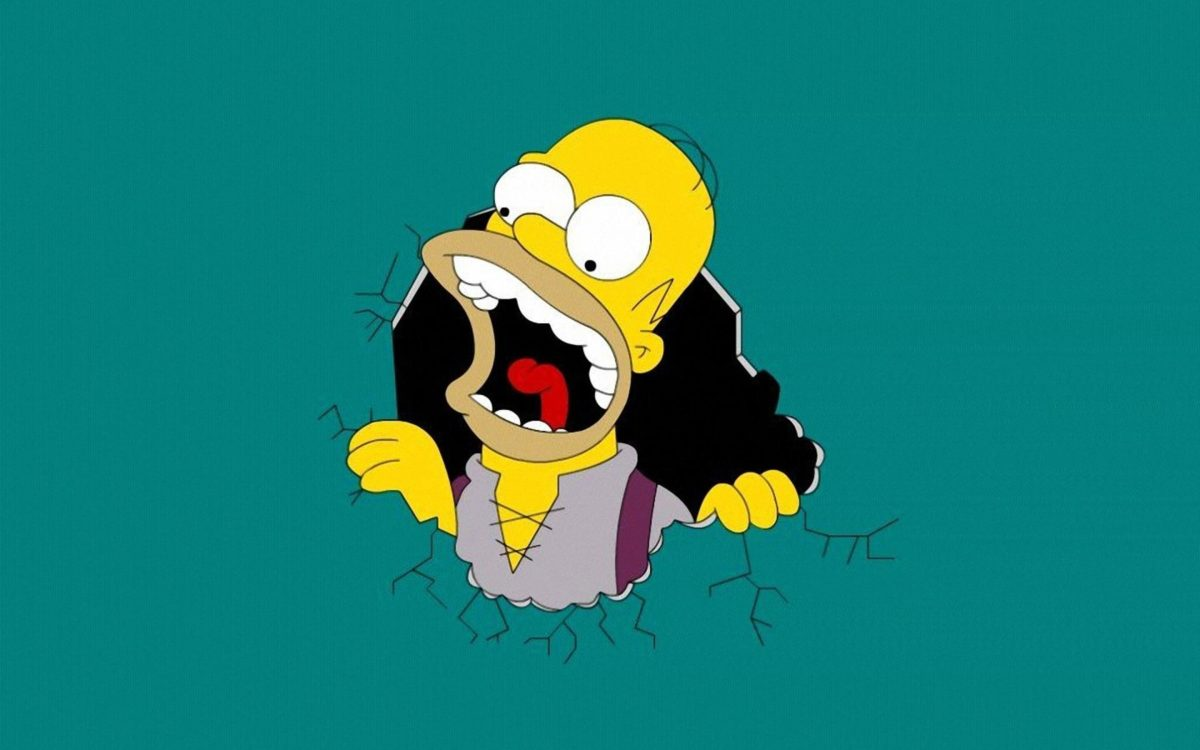 The Simpsons wallpaper 17
