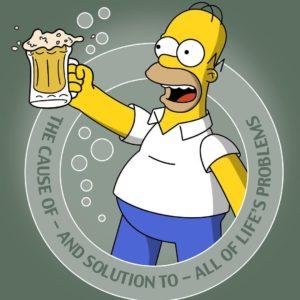 download Homer- Got Beer? Computer Wallpapers, Desktop Backgrounds …