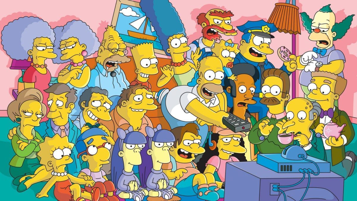 the-simpsons-tv-series-cast-wallpaper-109911 – HelloGiggles