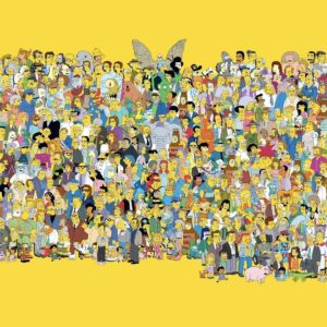 download The Simpsons HD Wallpapers Group (86+)
