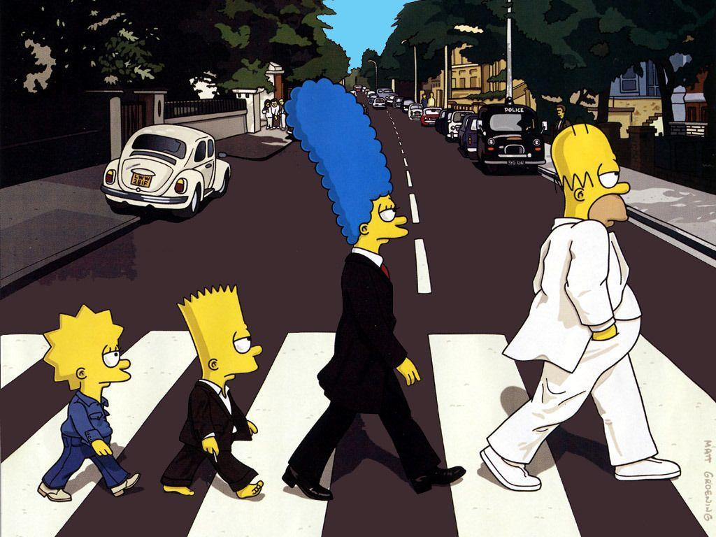 385 The Simpsons HD Wallpapers | Backgrounds – Wallpaper Abyss