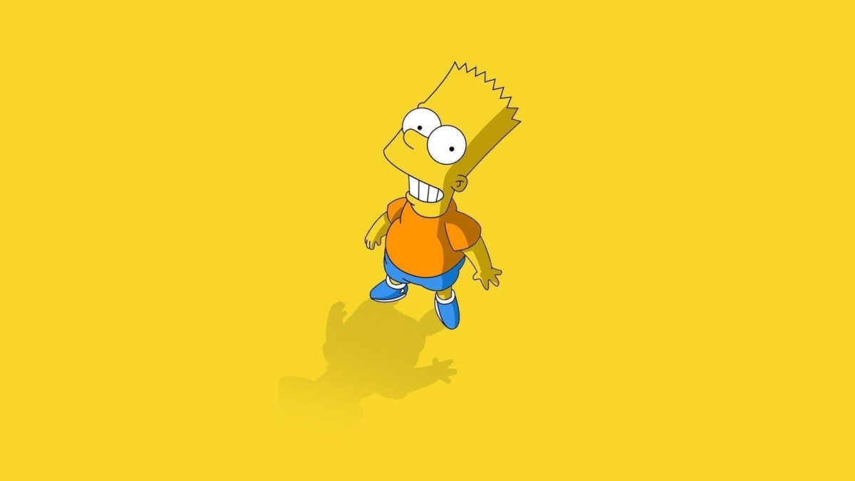 The Simpsons Wallpaper Bart – wallpaper.