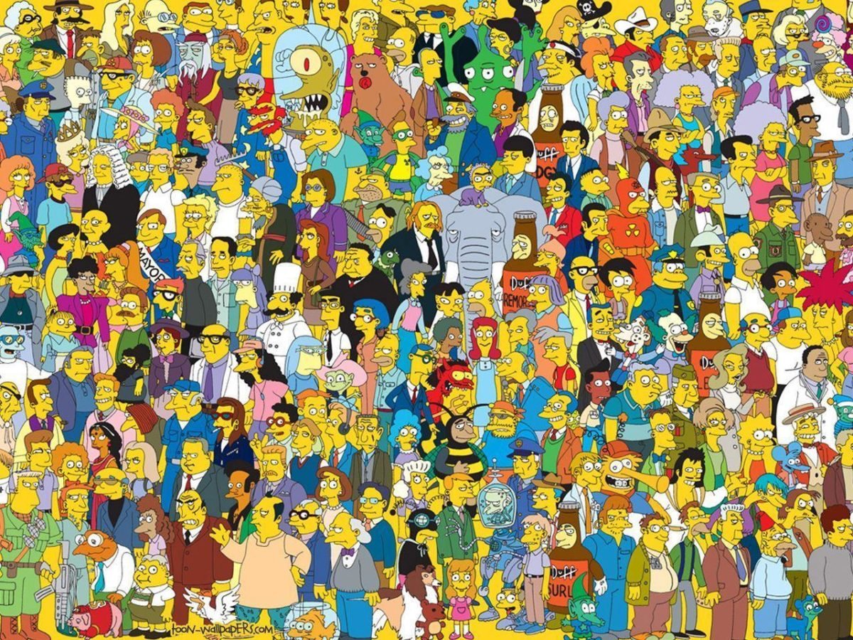 The Simpsons Wallpaper – WallpaperSafari
