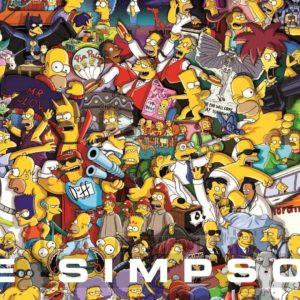 download The Simpsons wallpaper HD background download desktop • iPhones …
