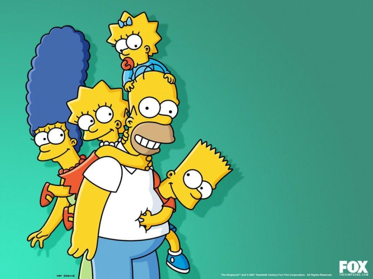 the simpsons Computer Wallpapers, Desktop Backgrounds | 1280×960 …